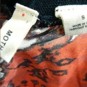 Anthropologie Sweaters - Moth Anthro Mandala Print Cocoon Cardigan